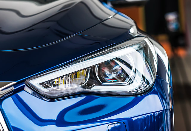 Automotive Lighting car headlight